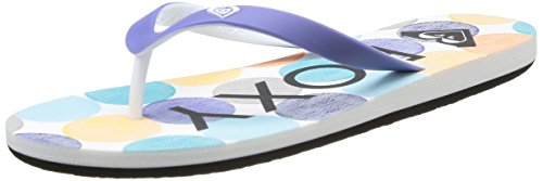 Sandalias para mujer, color blanco / lila, talla 39. Ocasión