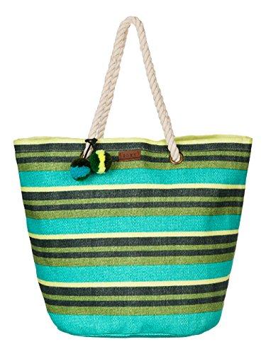 Bolso, color verde / negro con descuento