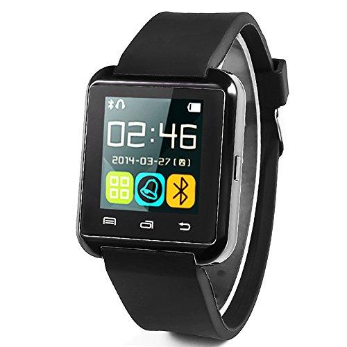 Wuiyepo U8 Bluetooth elegante reloj de pulsera tel..