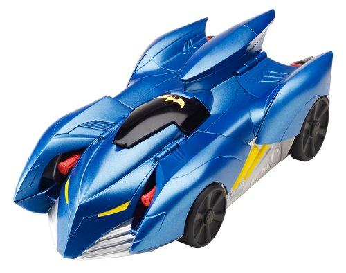 Batmóvil transformable (Mattel BHC89)