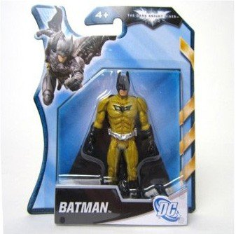 Batman Figuras Basicas (Mattel)