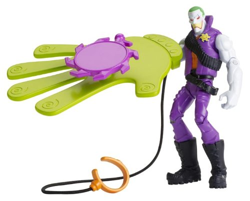 Figura básica Slapstick Smack The Joker (Mattel BHC75)