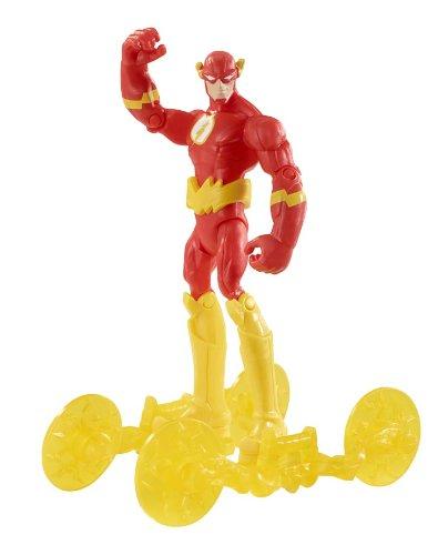Figura básica Speed Strike The Flash (Mattel BHC74) con descuento