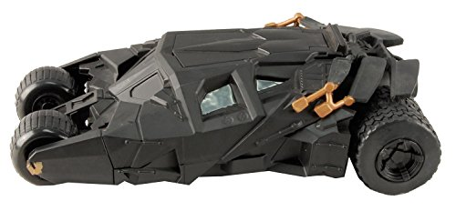 Batmóvil para figura de Batman de 10 cm. Oferta