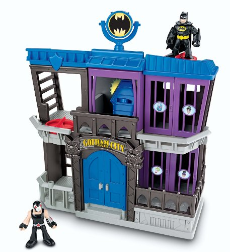 Playset de acción Batman (Mattel W9642). Saldo