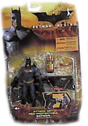 Batman Begins figura de acción: El ataque Net Batman