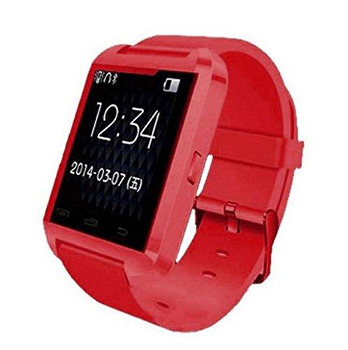Sannysis  Muñeca inteligente Reloj Bluetooth 4.0 para Android HTC Sams