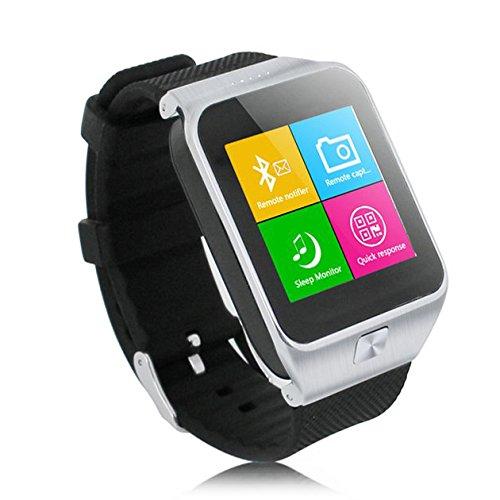SODIAL(R) Reloj Inteligente Unlocked Smart watch c..