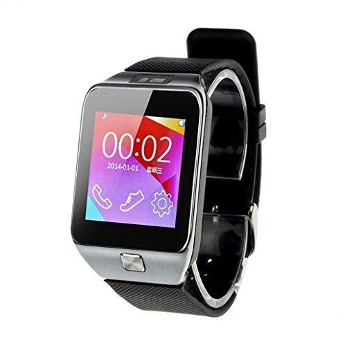 Sannysis  Bluetooth 4.0 V8 reloj inteligente para Samsung teléfono And