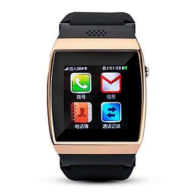 HJZ teléfonos móviles reloj bluetooth pantalla tác..