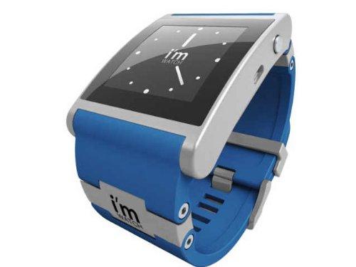Relojes inteligentes (128 MB, 4 GB, 3.5 mm, Polímero de litio, 450 mAh