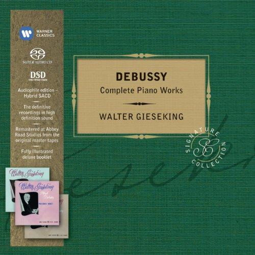 Debussy: Complete Piano Works con descuento