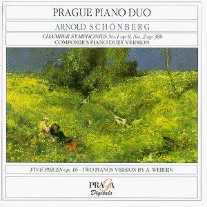 Sinf.Camara N.1 Y 2 Cuatro Piezas Op.16