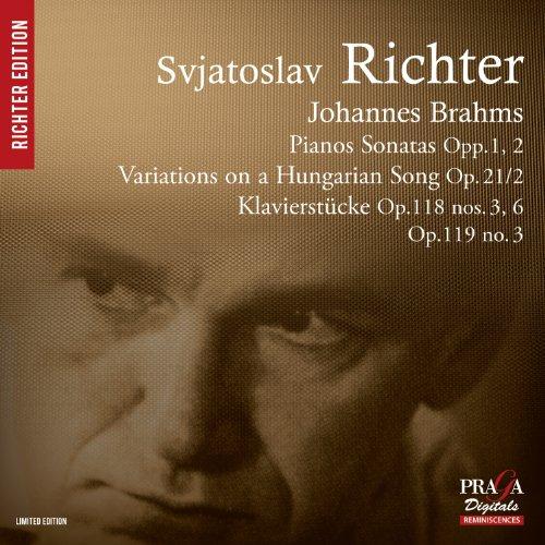 Brahms/ Piano Sonatas. Ocasión