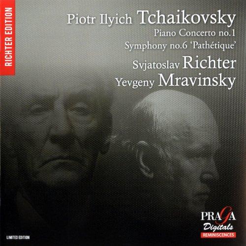 Concerto Pour Piano N  1, Symphonie N  6  Pathétiq.. con descuento