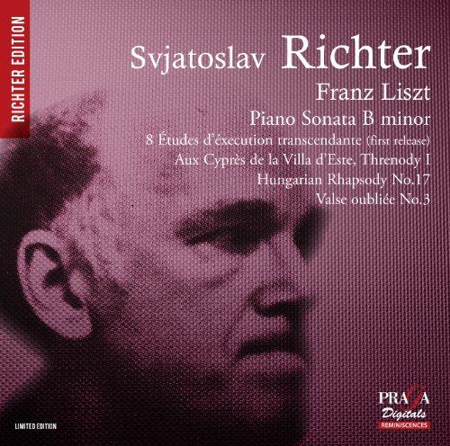 Liszt / Piano Sonata in B Minor, Années de pèlerin..