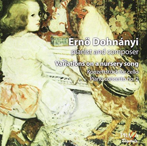 Ernö Dohnányi: Variations on a Nursery Song; Konze... Saldo