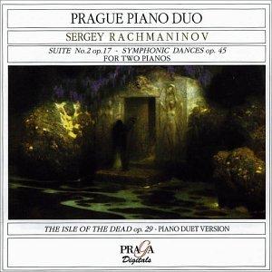 Suite n 2 op.17 pour deux pianos. Ocasión