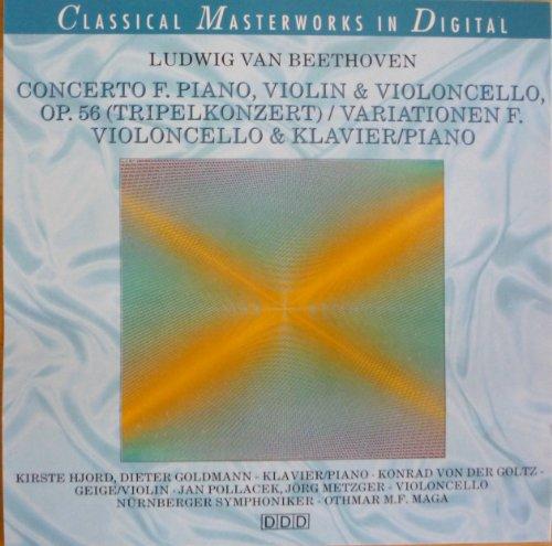 Classical Masterworks in Digital,Concerto f. Volin..