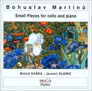Piezas Breves Violoncello Y Piano (Klepa. Ocasión