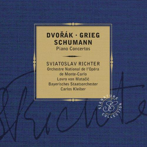 Dvorák, Grieg, Schumann: Piano Concertos. Oferta