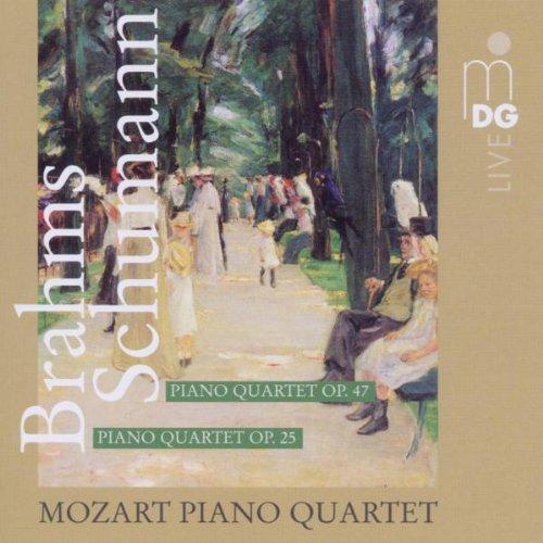 Piano Quartet op. 25   Piano Quartet op. 47