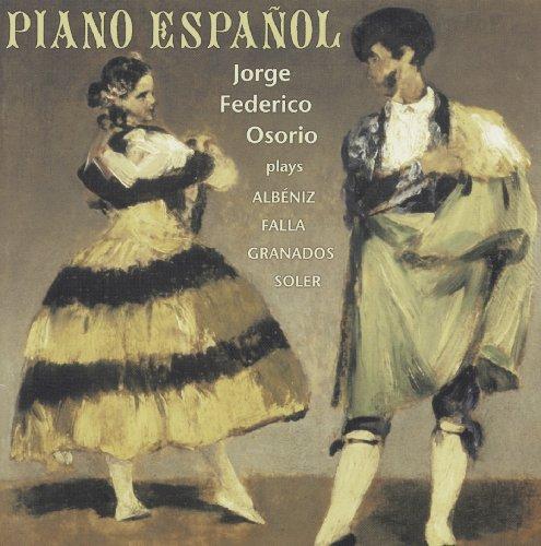 Piano Español (Albeniz, Granados)