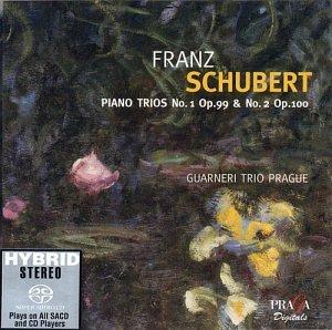 Piano Trios No.1 Op.99 and No.2 Op.100. Saldo