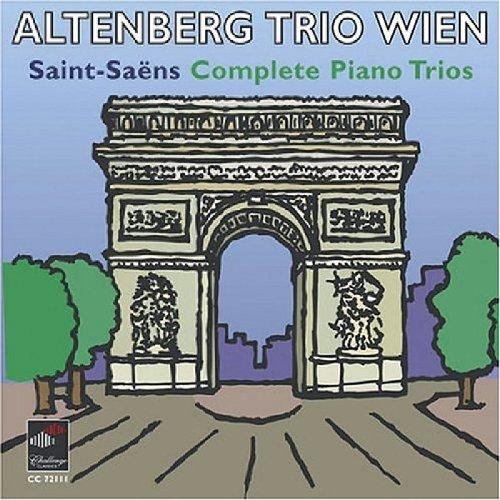 Camille Saint Saëns : Trios avec piano (Intégrale)