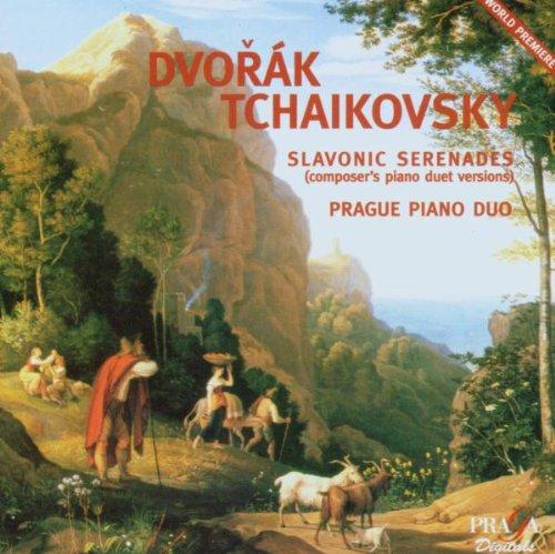 Slavonic Serenades for piano duet. Oferta