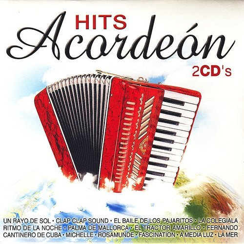 Hits Acordeon 2cd