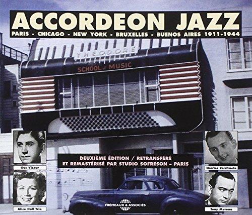 Acordeon Jazz 1911 1944. Saldo
