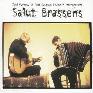 Salut G.Brassens Guitarra Y Acordeon. Ocasión