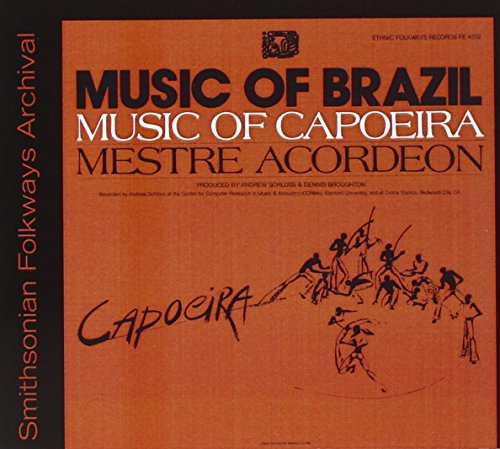 Music of Capoeira:Mestre Acordeon