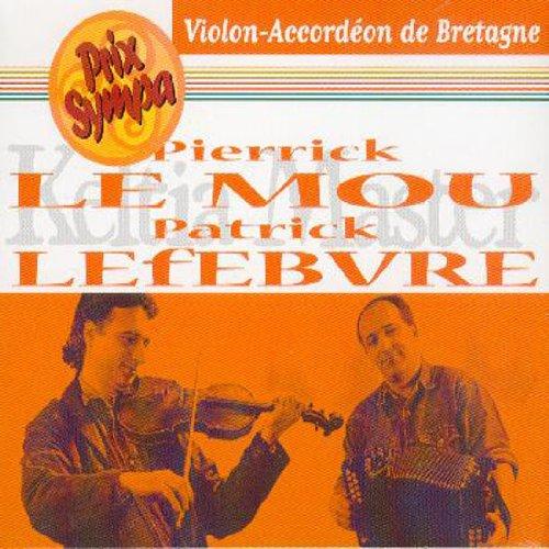Violon   Acordeon Pierrick Le Mou   Patrick Lefebv... Oferta