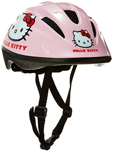 Casco infantil para bicicleta, Color rosa, Talla M (46 53 cm). Ocasión