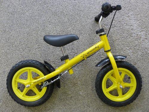 Bicicleta infantil con frenos (12 )