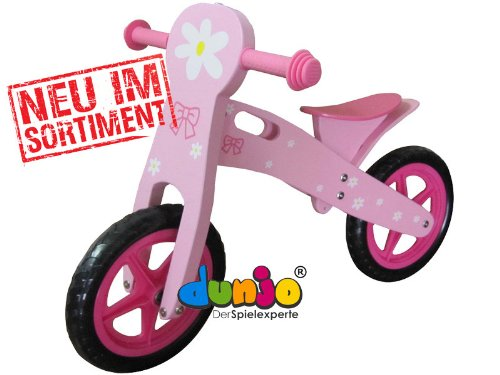 Bicicleta infantil de madera, Princess, 15050. Oferta