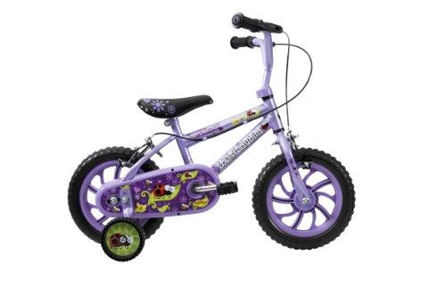 Bicicleta infantil para niña, 2 5 años3 a 5 Years, color morado