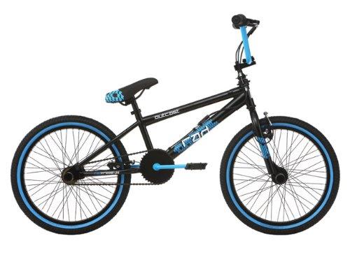 Bicicleta infantil, color azul / negro. Oferta