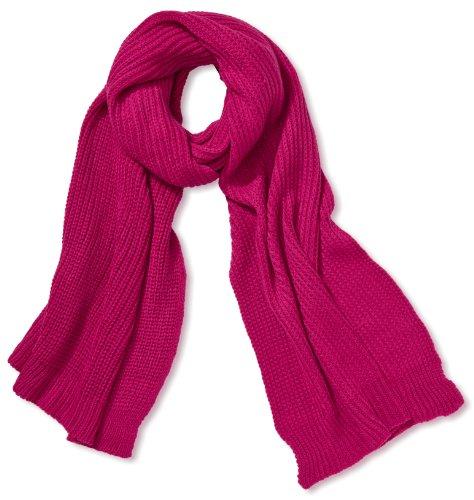 Bufanda para mujer, talla Talla única, color magenta. Saldo