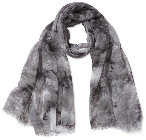 Bufanda para mujer, talla talla única, color negro