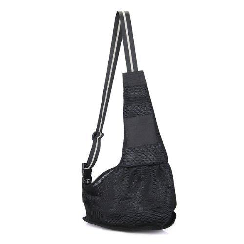 SODIAL(R) Bolsa Bolso Mochila Color Negro para Per... Oferta