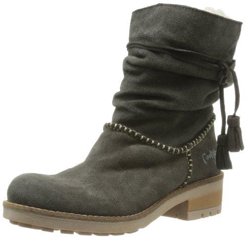 Botas, color negro, talla 37. Oferta