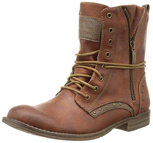 Botas de otras pieles para mujer marrón Marron (301 Kastanie) 38. Ofer