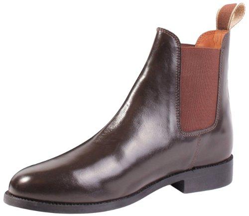 Botas de equitación, color marrón / marrón claro, talla 5/ EU 38. Ofer